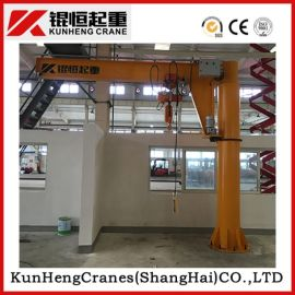 厂家专业BZD型定柱式悬臂吊 小型悬臂吊起重机