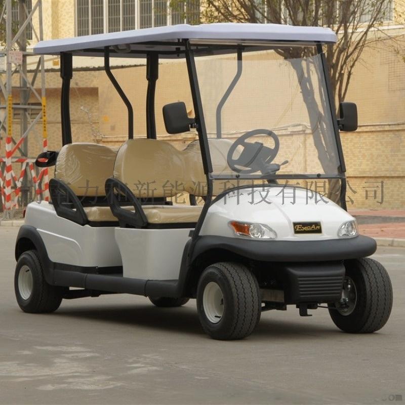 高爾夫球車草坪車四輪巡邏車