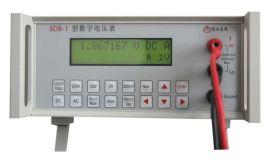数字电压表(SDB-1型)