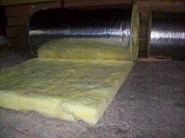 超细玻璃棉保温材料