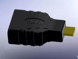 HDMI A-D转接头(N1)