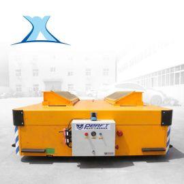 蓄电池转弯地平车 电动无轨平板搬运车 拉钢材电动车