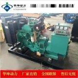 廠家直銷康明斯50kw柴油發電機組 4BTA3.9-G2發動機純銅無刷電機
