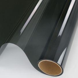 销售汽车侧后档风玻璃防爆膜深灰色原色汽车隔热膜