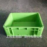 塑料绿色周转箱 ,塑料加厚包角周转箱,塑料耐摔箱