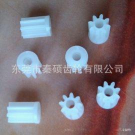 供应0.5*7LA电机小齿轮 玩具塑料小齿轮 高精度低噪音现货供应