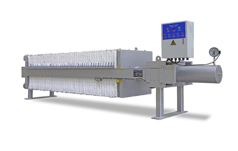 景津高效隔膜压滤机 1250型自动隔膜压滤机