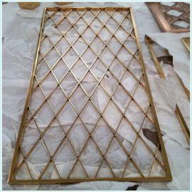 供应咖啡金不鏽鋼屏風咖啡金不鏽鋼屏風厂家定制