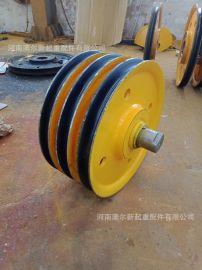钢制轧制滑轮 定滑轮动滑轮10t16t20t32t