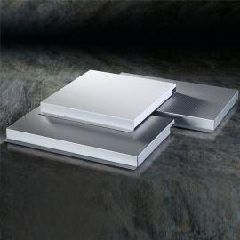 氟碳铝单板厂家定制3.0mm纯色铝单板幕墙装饰材料