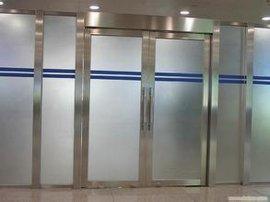 广州五羊新城玻璃门,密码锁,地弹簧维修