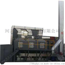 邢台催化燃烧工业废气净化设备