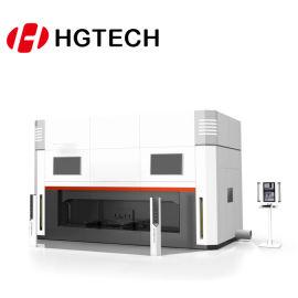 三维激光切割机 汽车热成型件加工 3D曲面钻孔