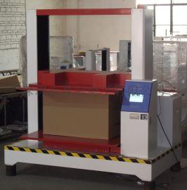 ISTA标准纸箱运输包装件抗压跌落振动夹抱试验机