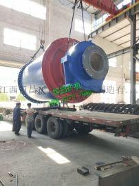 制沙球磨机大型滚筒式制砂机 矿山矿用选矿设备棒磨机