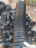 行程範圍50-800mm液壓推杆圓形防護罩
