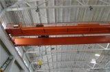 山東德魯克廠家直銷CLQ型12t 歐式電動葫蘆橋式起重機