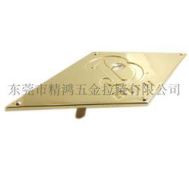 锌合金压铸厂金属牌金属标牌定制