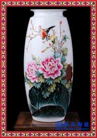 订做商务礼品陶瓷大花瓶, 青花瓷大花瓶
