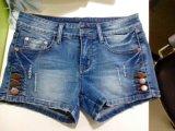 新款夏季服装 库存整单杂款女装韩版牛仔短裤 女式牛仔裤批发 2851793121