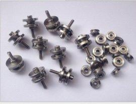 厂家供应东莞不锈钢【金属导线轮】,高承重金属导线轮,金属导线轮可定做