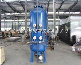 浙江杭州康强碳钢机械过滤器 不锈钢过滤器 污水处理设备