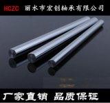 【厂家直销】质优价廉高碳钢镀铬直线轴承光轴SCF12-1000mm