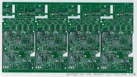 双面线路板-1.0-FR-4-1oz, CNC, 有铅喷锡