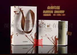 深圳福田八卦岭印刷包装盒彩盒礼盒精装盒印刷设计