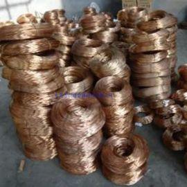 供应卡簧特硬磷铜线 弹簧特硬磷铜线