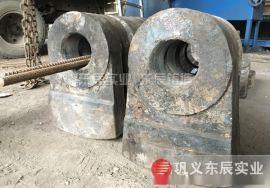 双金属复合锤头具有高硬度出料细高耐磨东辰生产