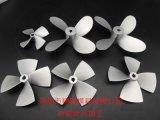 五軸CNC小葉輪加工,精密複雜零件加工