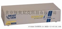 视麦特DS-914F分配器1分4DVI分配器
