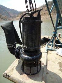 耐磨搅拌抽沙泵、高效潜水泥沙泵