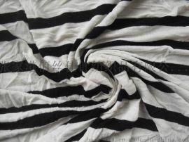 粗针人棉氨纶汗布 粗针面料