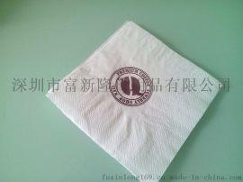 湖南长沙纸巾批发公司定做盒抽餐巾纸,抽纸巾批发,广告纸巾定做