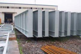 河南钢结构,箱型柱新乡钢结构 钢围檩钢支撑