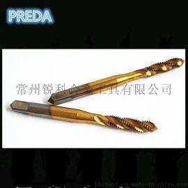 机用丝锥6542高速钢全磨制机用丝攻可攻不锈钢手用机丝M3-M20 特硬型 硬度高 攻丝省力