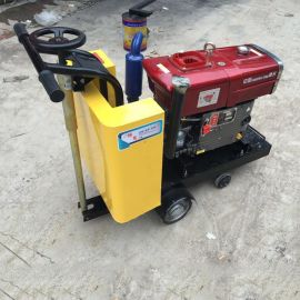 混凝土路面切割机 500型柴油马路切割机 800型沥青地面切缝机