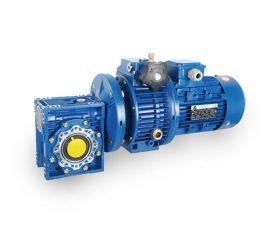 中研紫光NMRW090涡轮蜗杆减速机铝合金壳体