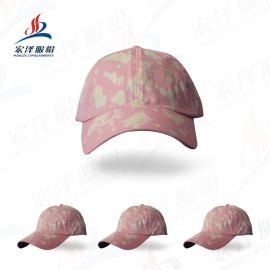 全棉棒球帽定制logo纯棉鸭舌帽定制logo广告帽定制帽子定制logo