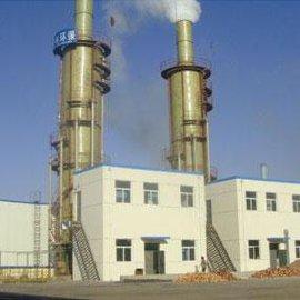 厂家专业设计硫化床锅炉脱硫塔 环保脱硫塔厂家