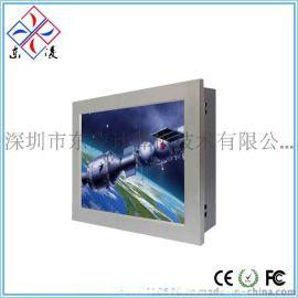 10.4寸3G与WIFI无线模块台湾工控机替代