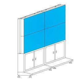 各尺寸液晶拼接屏机柜支架 液晶拼接屏支架