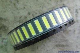 深圳厂家7020正白,暖白光,7020冷白光,7020金黄光灯珠,