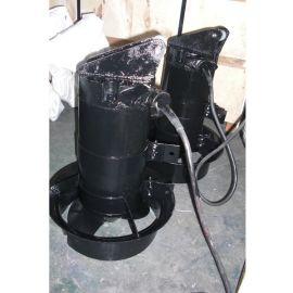 厂家供应蓝奥QJB0.85/8-260/3-740铸铁式潜水搅拌机 混合液 直连式 污水处理调节池、生化池、收集池等混合搅拌,防污泥沉积,不锈钢叶轮、导流罩
