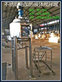 武汉现货供应SD0502不锈钢电加热反应釜反应罐