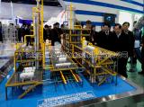 湖南中科  制  工艺模拟演示装置压缩机模型