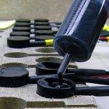 黑色环氧树脂灌封胶 誉达YD-9001AB电源灌封胶 变压器灌封胶