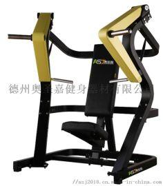 健身房减肥健身大黄蜂坐式推胸训练器
